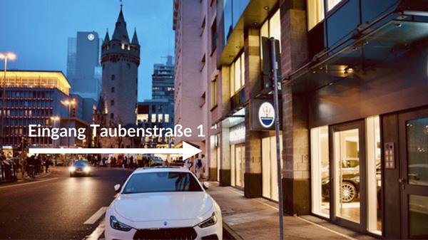 Supervisionszentrum Frankfurt