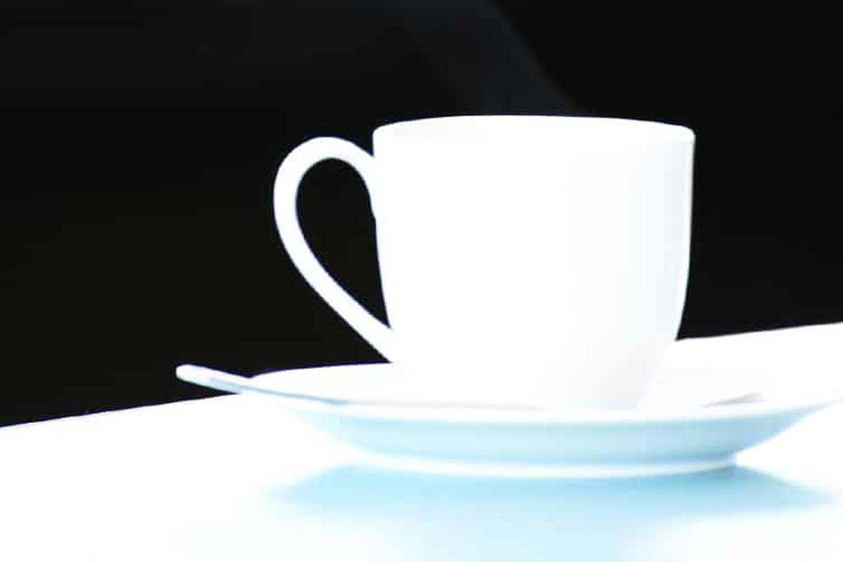 Tasse Kaffee Morgen-Coaching