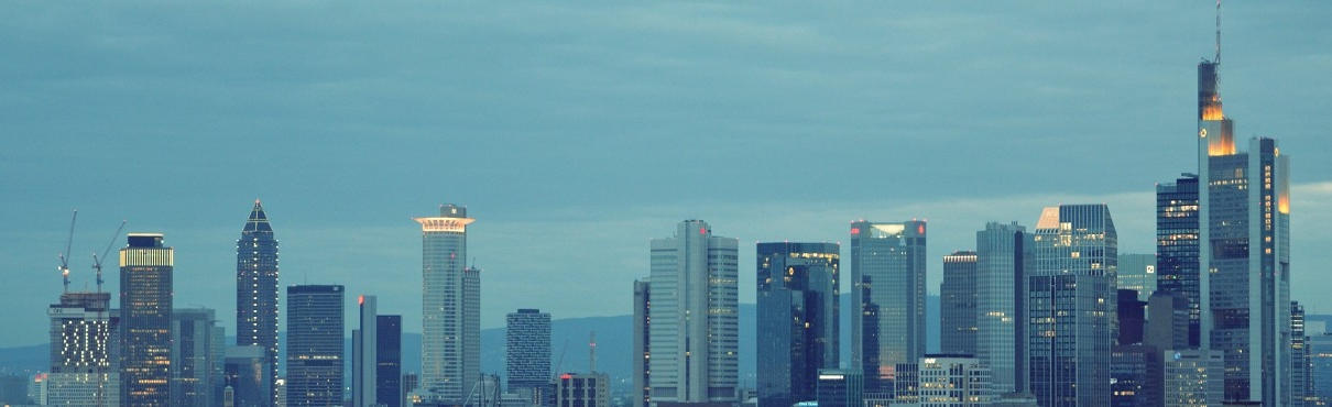 Supervision Frankfurt Skyline