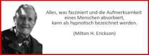 Milton Erickson Hypnose – Online-Training Auditorium-Netzwerk