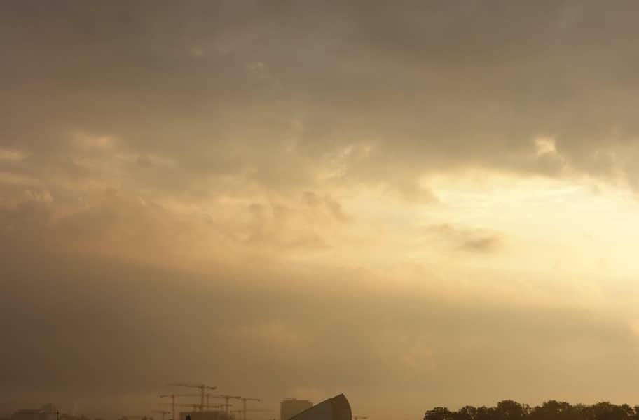Sonnenaufgang Wolken Himmel Licht